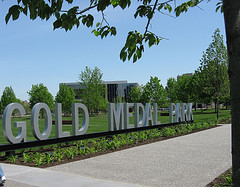 photo of gold medal park