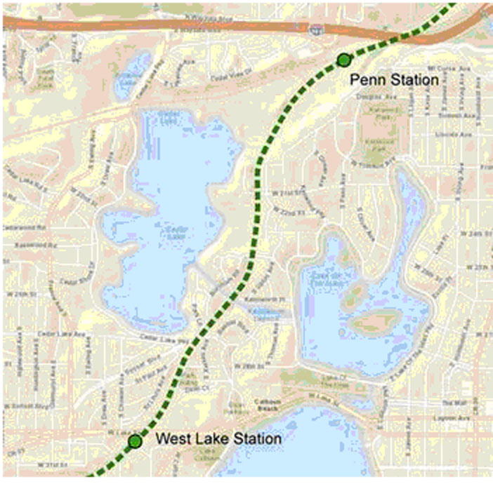 Open House On Proposed SW Light Rail Route Minneapolis Park Watch