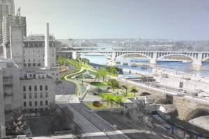 SCAPE Landscape Architecture designs new Mississippi waterfront parks